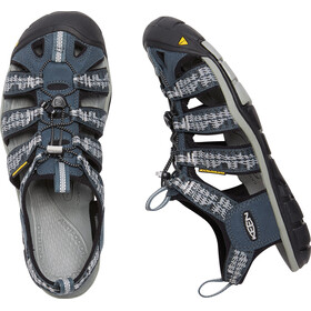 Keen M's Clearwater CNX Sandals Midnight Navy/Vapor